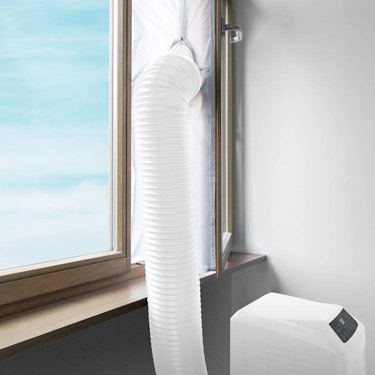 Pure Blizzard 3 2G mobile Klimaanlage 7000 BTU/2,1 kW Fernbedienung weiß Weiß