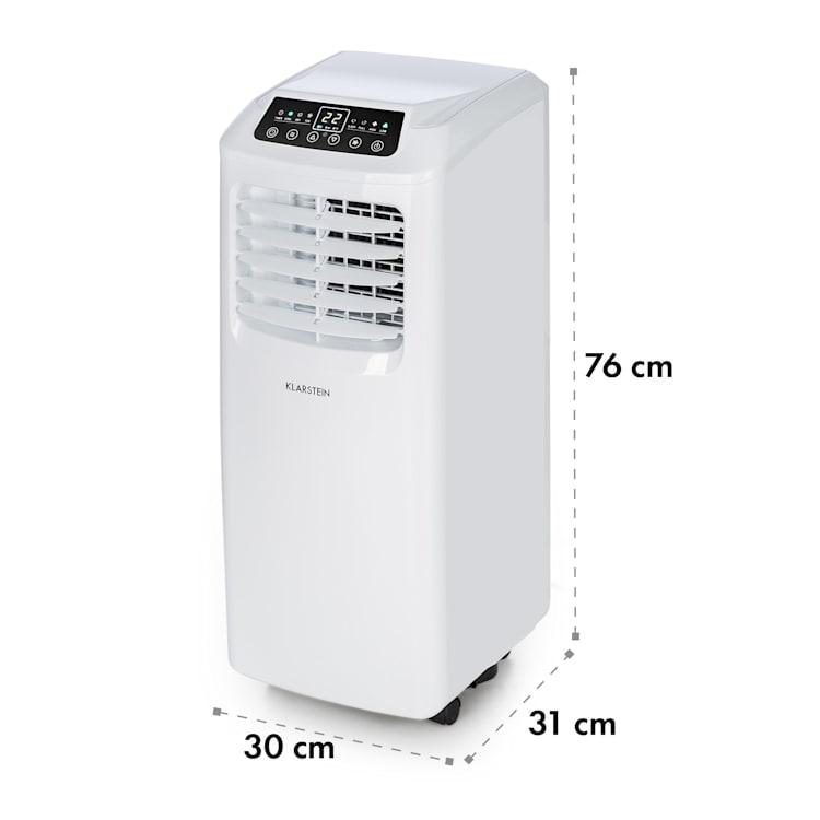 Pure Blizzard 3 2G Mobile Air Conditioner 7,000 BTU / 2.1 kW White White