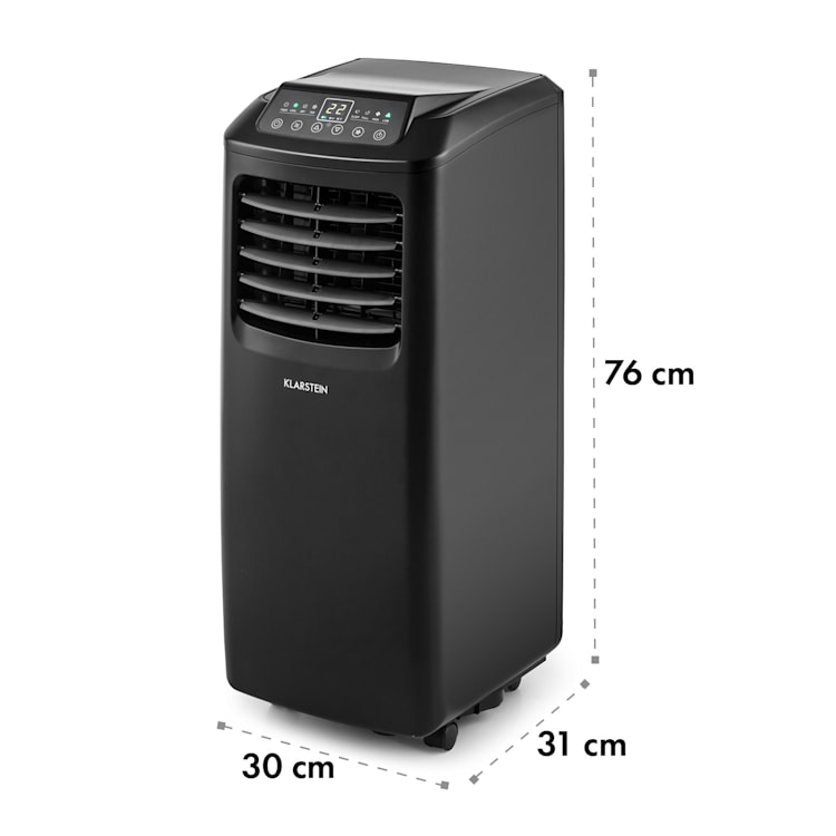 Pure Blizzard 3 2G Mobile Air Conditioner 7,000 BTU / 2.1 kW Black Black