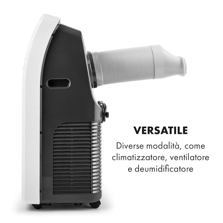 Metrobreeze 9 New York City Climatizzatore Portatile 9000 BTU/2,6 kW bianco Bianco | 9.000 BTU