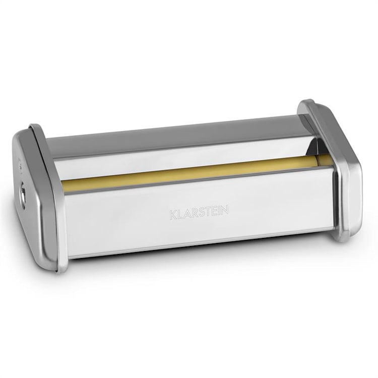 Klarstein Siena Pasta Maker szélesmetélt készítő tartozék, 12 mm, rozsdamentes acél 12 mm