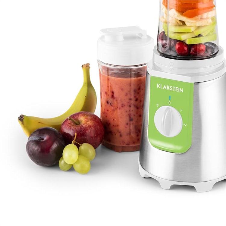 Shiva Standmixer Mini Smoothiemaker 0,8l 350W BPA-frei grün Grün