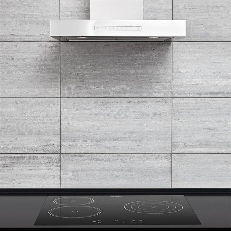 Klarstein Virtuosa, 5300 W, 59 x 52 cm, keramická varná doska, varná doska pre zabudovanie, 3 zóny, sklokeramika