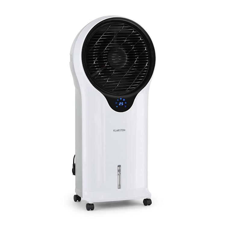 Whirlwind Ventilatore Raffrescatore Umidificatore 3in1 5,5l 110W Bianco