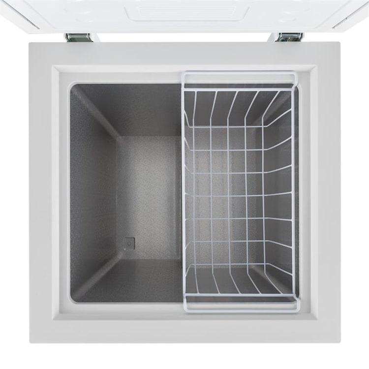 Klarstein Iceblokk, biela, mraziaci box, mraznička, 100 l, 75 W, A+ Biela | 100