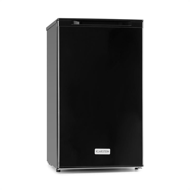 Klarstein Garfield XL, černá, mrazák, 75 l, 80 W, F Černá | 75 litrů