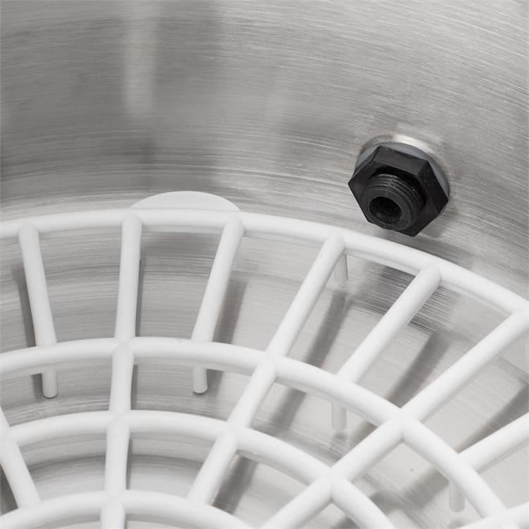 Biggie Digital, oală pentru conservare, 27 l, 2000 W, oțel inoxidabil 27 litri / digital / argintiu
