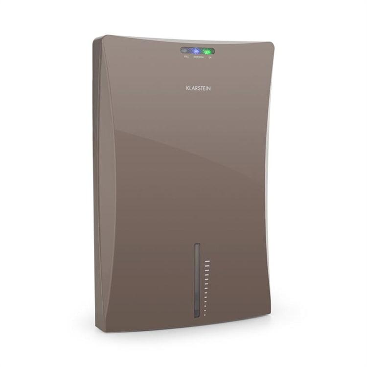 Drybest 2000 2G Dehumidifier Ionizer 700 ml/d 70 W grey Grey