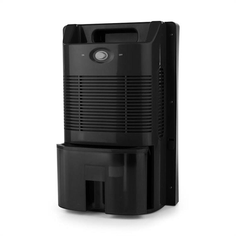 Drybest 2000 2G Dehumidifier Ionizer 700 ml/d 70 W black Black