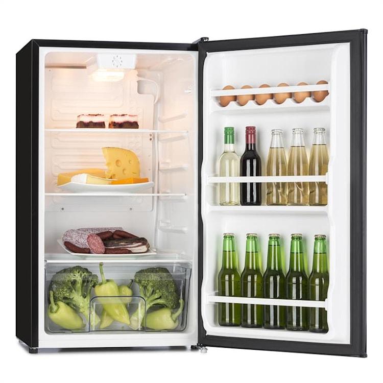 Klarstein Beerkeeper chladnička, 92l, energetická trieda A+, 3 úrovne, čierna Čierna