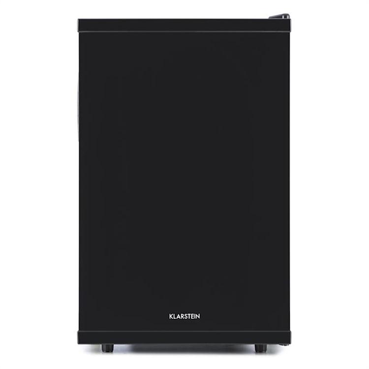 Klarstein Beerbauch lednička minibar, 65 l, třída A, černá Černá