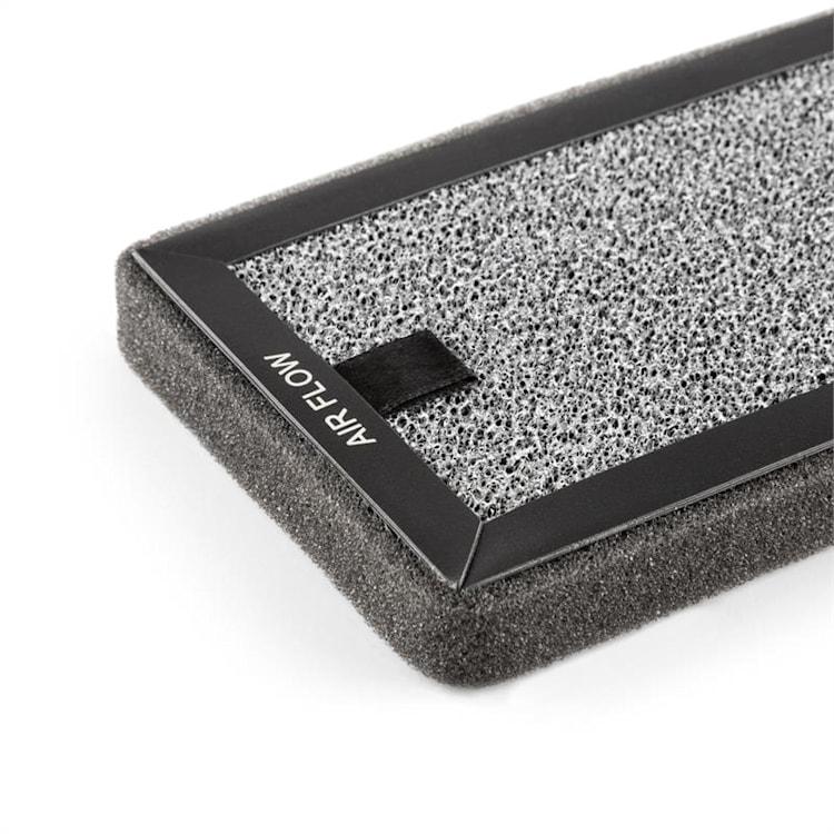 Tramontana Filtro Carvão Activo Substituível Purificador de Ar 10x20cm