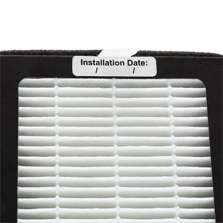 Klarstein Pure Hepa-Filter , Filter Nežnega Praha, Nadomestni Del, 11X20X4,5 Cm