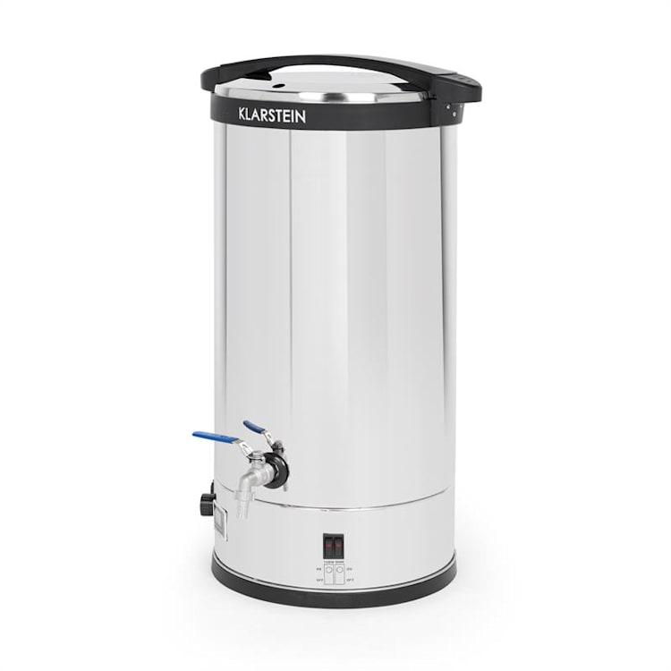 Füllhorn, малцова пивоварна, бойлер, 30 литра, LED дисплей, таймер, неръждаема стомана 304