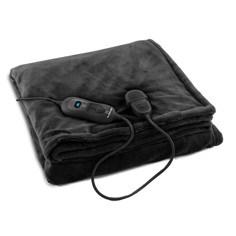 Dr. Watson XL, vyhrievacia deka, 120 W, 180 x 130 cm, prateľná, mikroplyš, čierna Čierna   XL