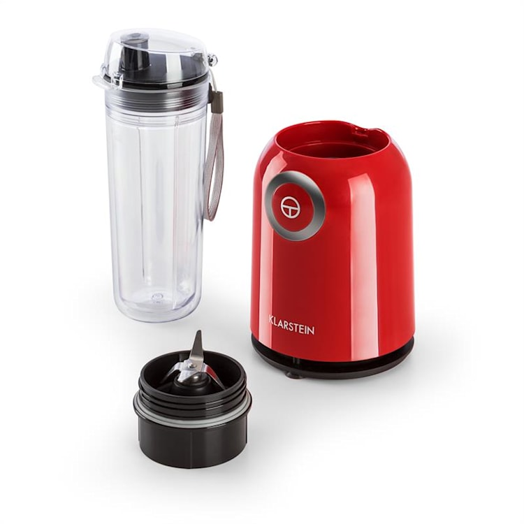 Vitwist Standmixer 250W 0,45L Smoothie Rot Rot