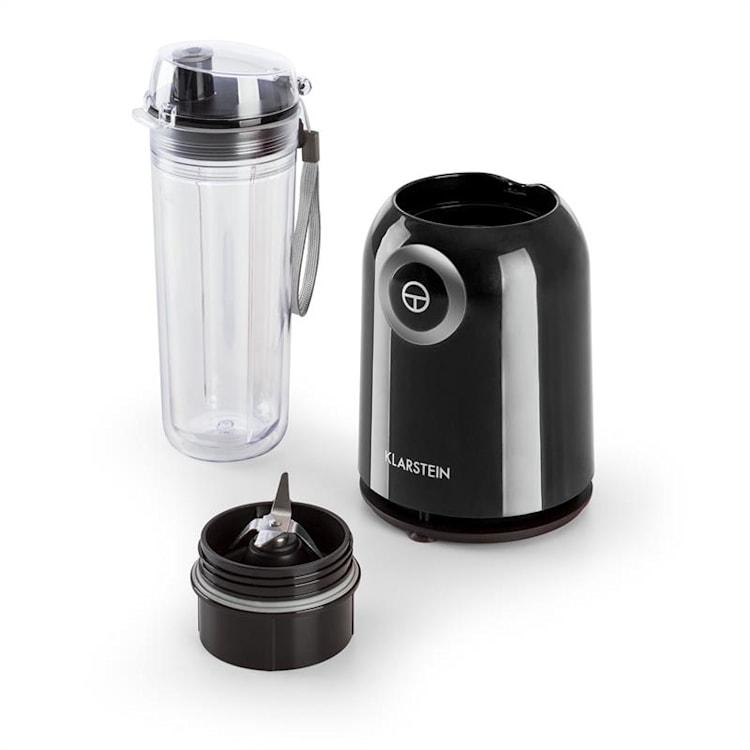 Vitwist smoothie mixer, 250 W, 0,45 l, fekete Fekete