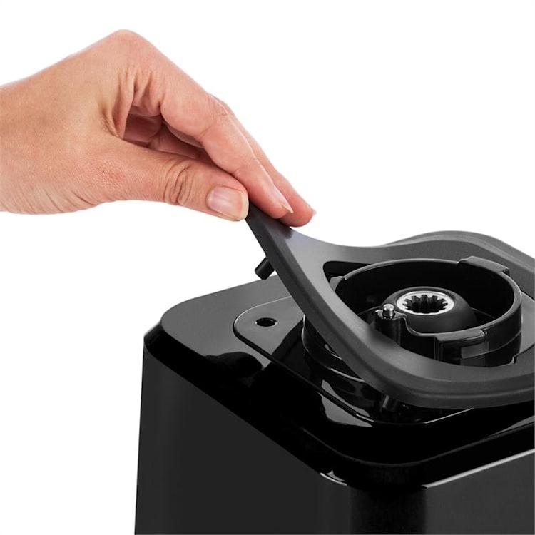 Olympus B Standmixer 1400W 1,8 PS Suppenmixer mit Heizfunktion Schwarz