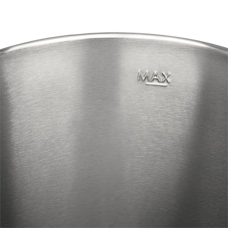 Maischfest Contenitore di Fermentazione 30 litri Tubi Acciaio Inox 304 30 Ltr