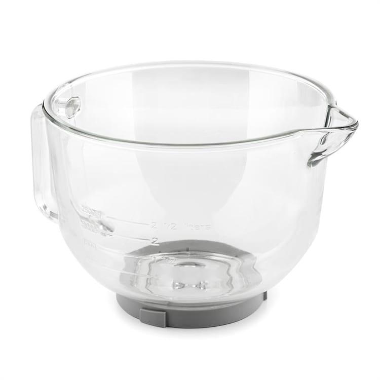 Bella Glass Bowl üvegtál, tartozék a Bella 2G konyhai robotgéphez
