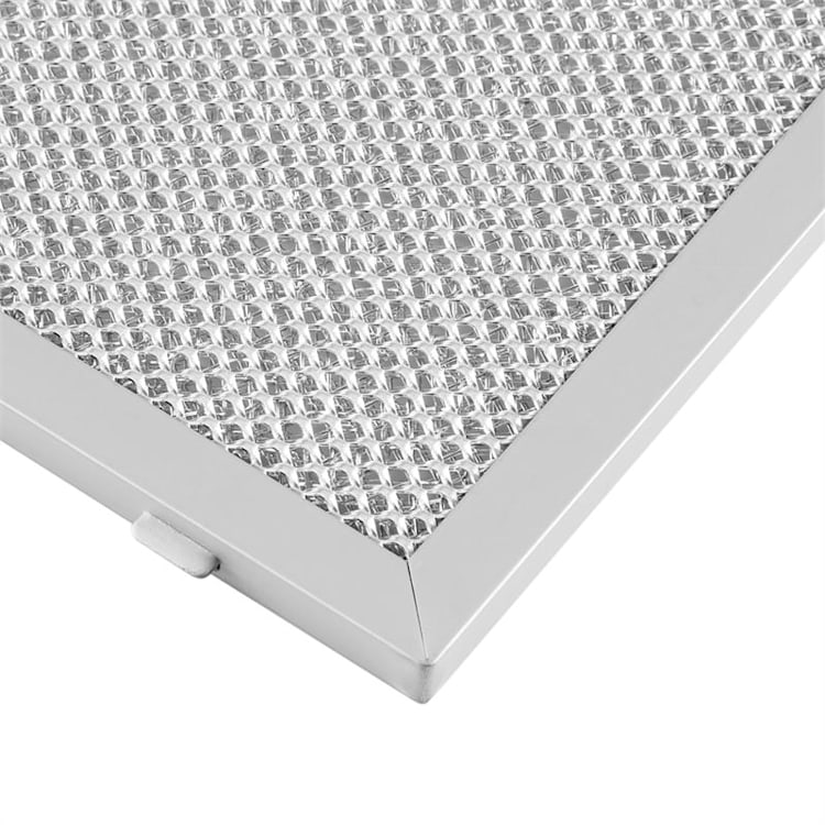 Aluminum Grease Filter for the Lorea Extractor Hood 56 x 18.5 cm Accessory
