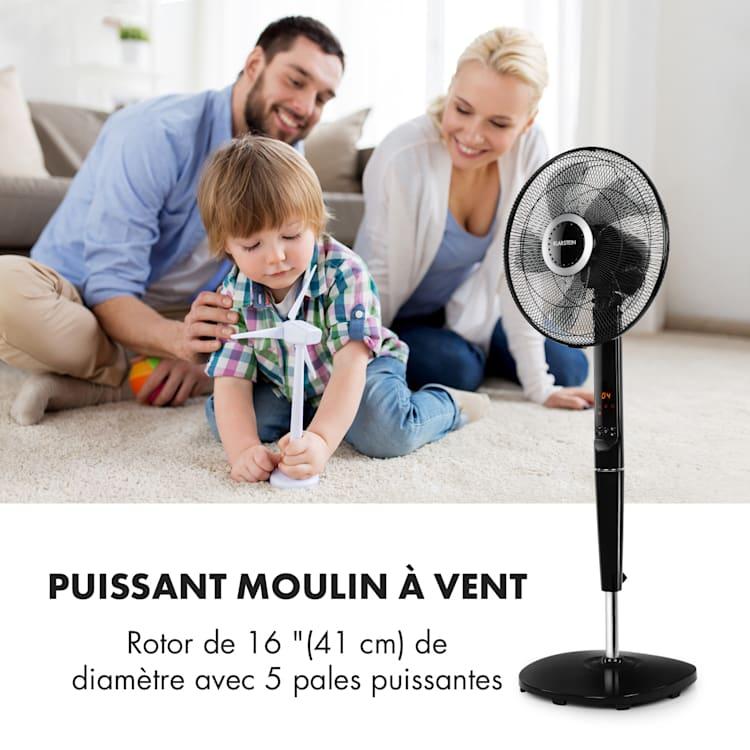 """Infinity Storm ventilateur sur pied 16"""" (40 cm) 55 W 3 modes Variofresh"""