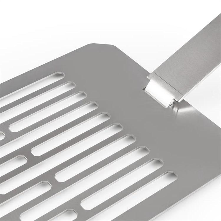 Grillgaller tillbehör för Steakreaktor 2.0 massiv hög kvalitet rostfritt stål