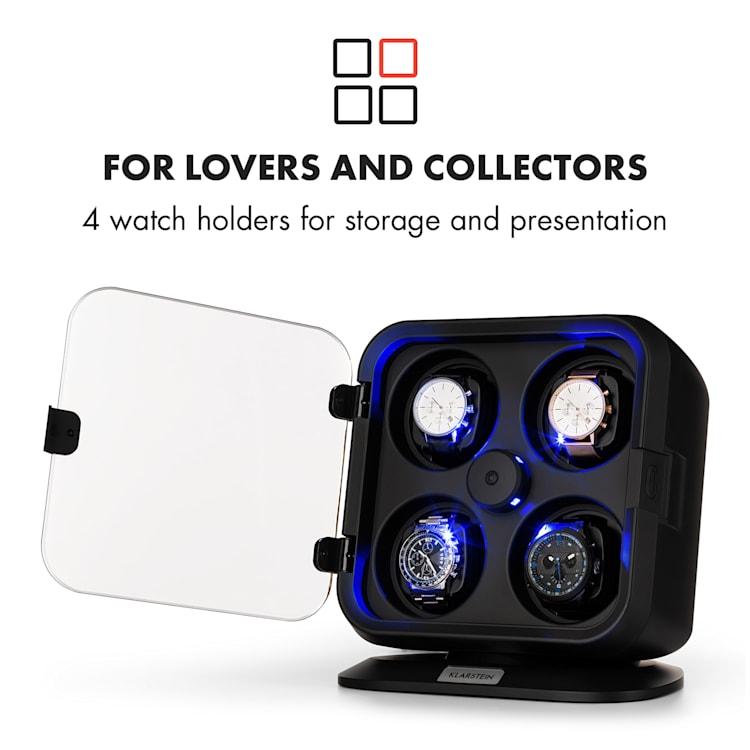 Clover Watchwinder 4 Watches