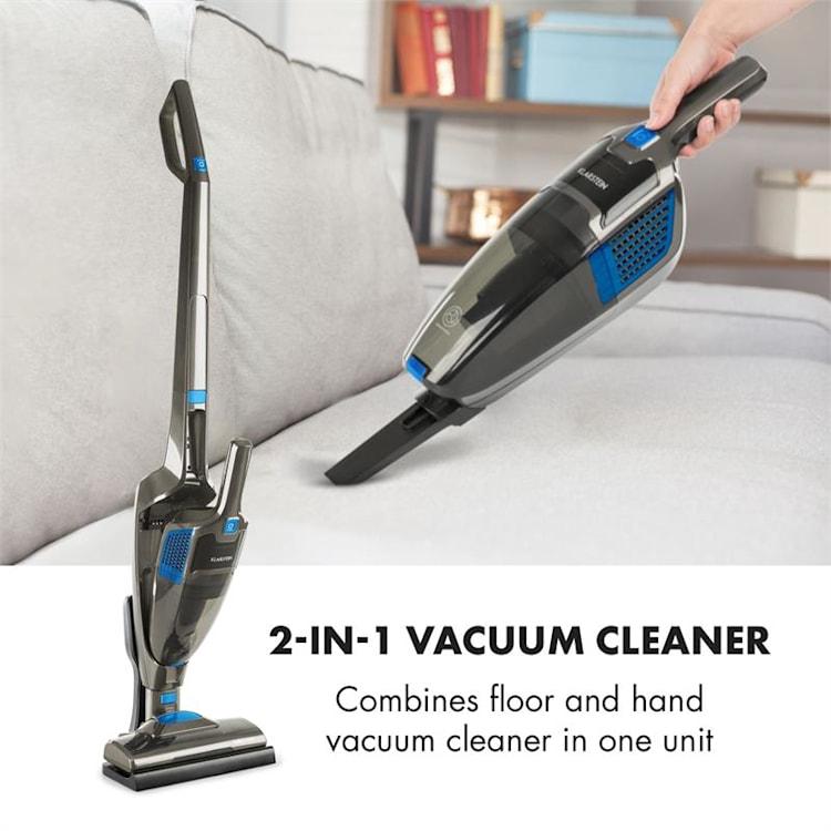 TurboHybrid Vacuum Cleaner Floor and Hand Vacuum Cleaner Anthracite / Blue Anthracite