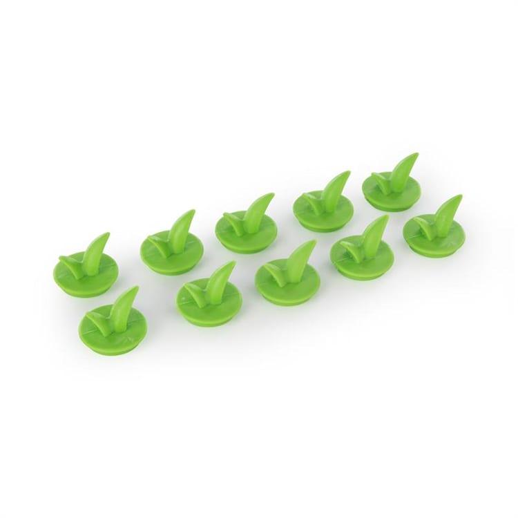 GrowIt Set de 10 bouchons de protection pour jardin hydroponique