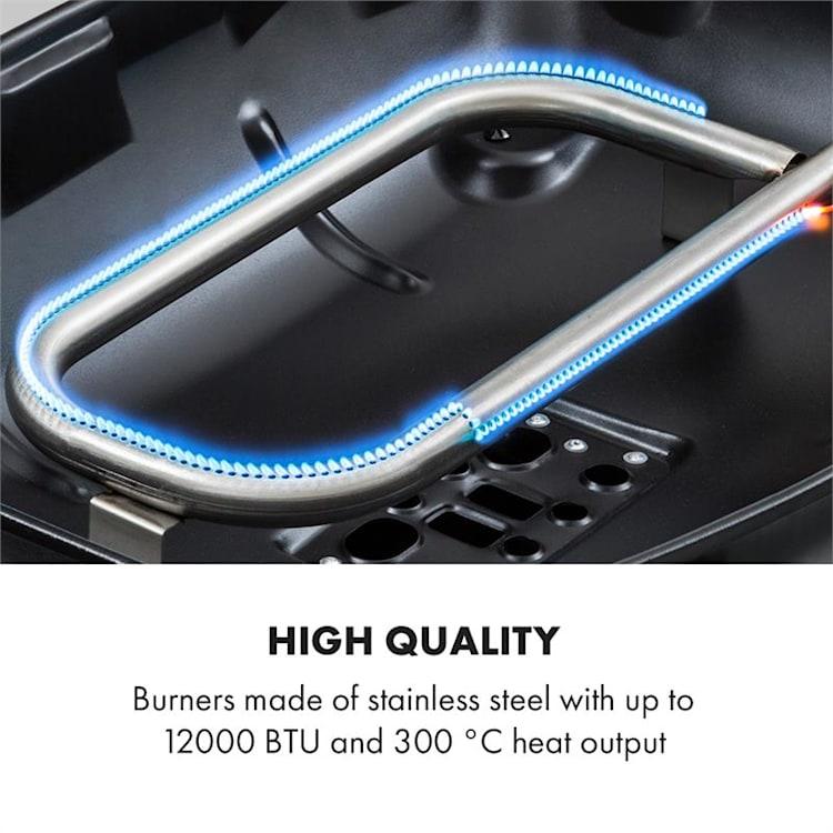 Parforce One 3,5kW 12000BTU 300°C InstantReady Concept schwarz Schwarz