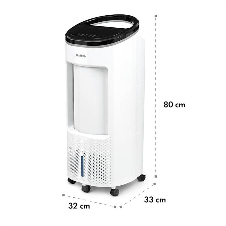 IceWind Plus 4-i-1 Luftkylare 330 m³/h oscillation fjärrkontroll Vit
