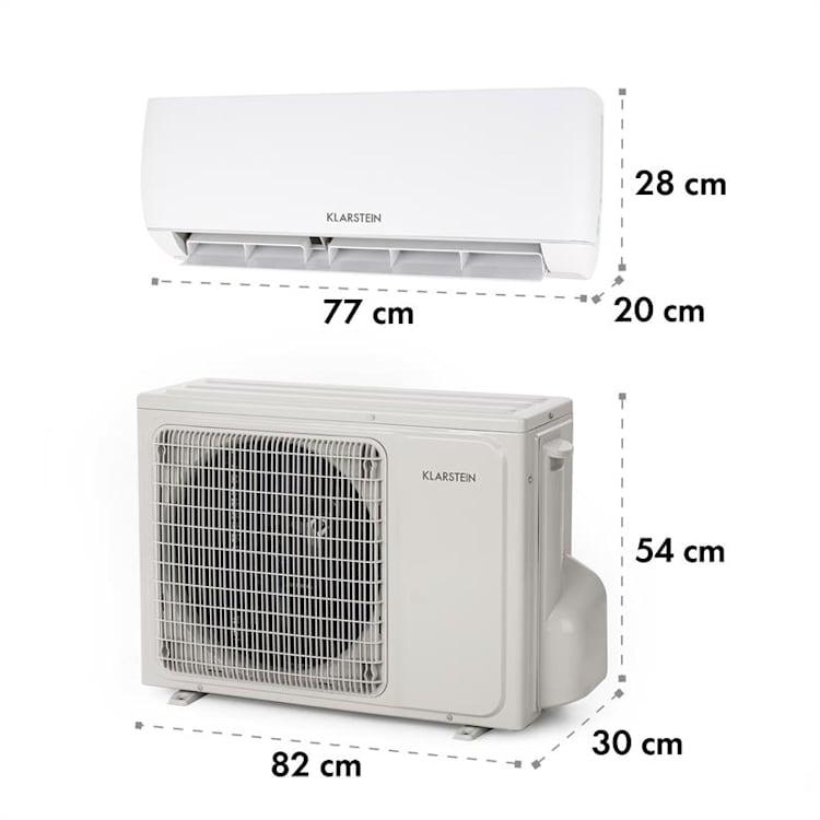 Windwaker, split légkondicionáló 12.000 BTU
