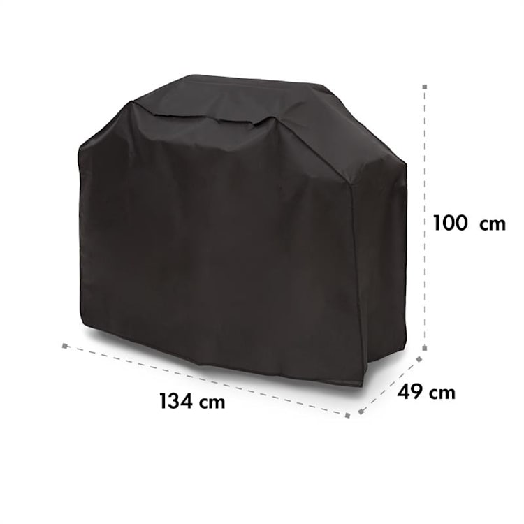 Gazooka 3.0T, védőborító, 600D vászon, 30 % poliészter, 70 % PVC, fekete