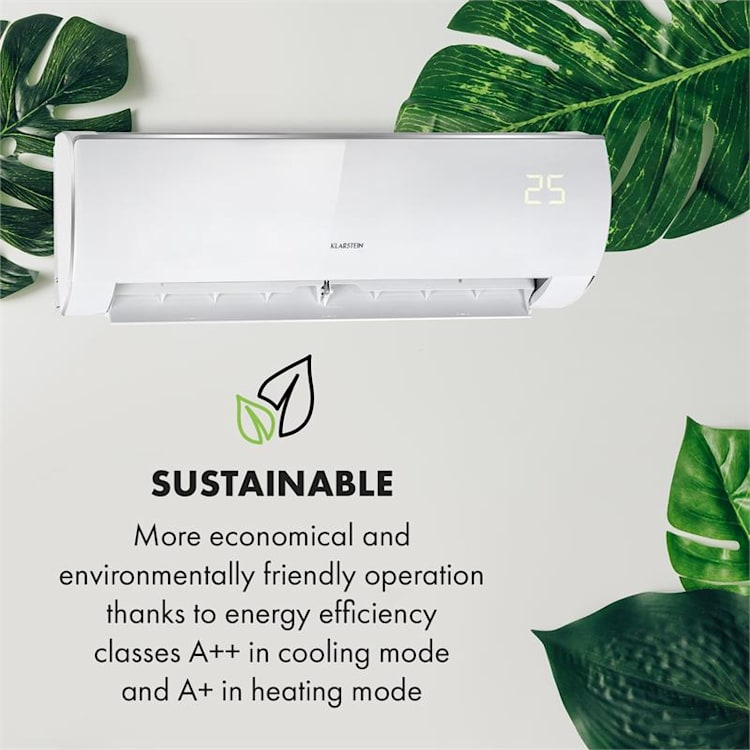 Windwaker Eco, split klimatska naprava, 680 m³/uro, 12.000 BTU/uro, (3516 W), A++ 12.000 BTU