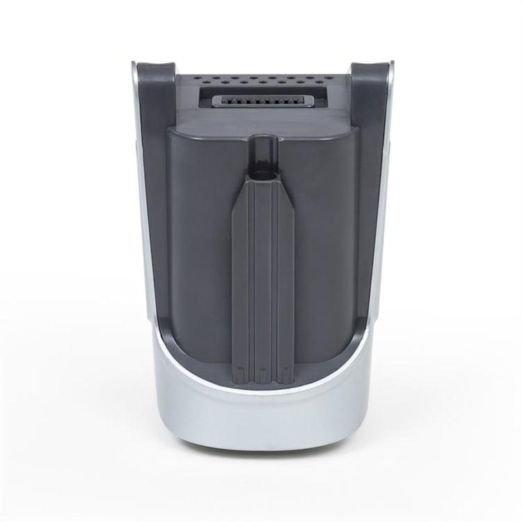 Clean Butler 4G Silent Batería de iones de litio para Aspiradora a batería 22,2 V/2.200 mA color plateado