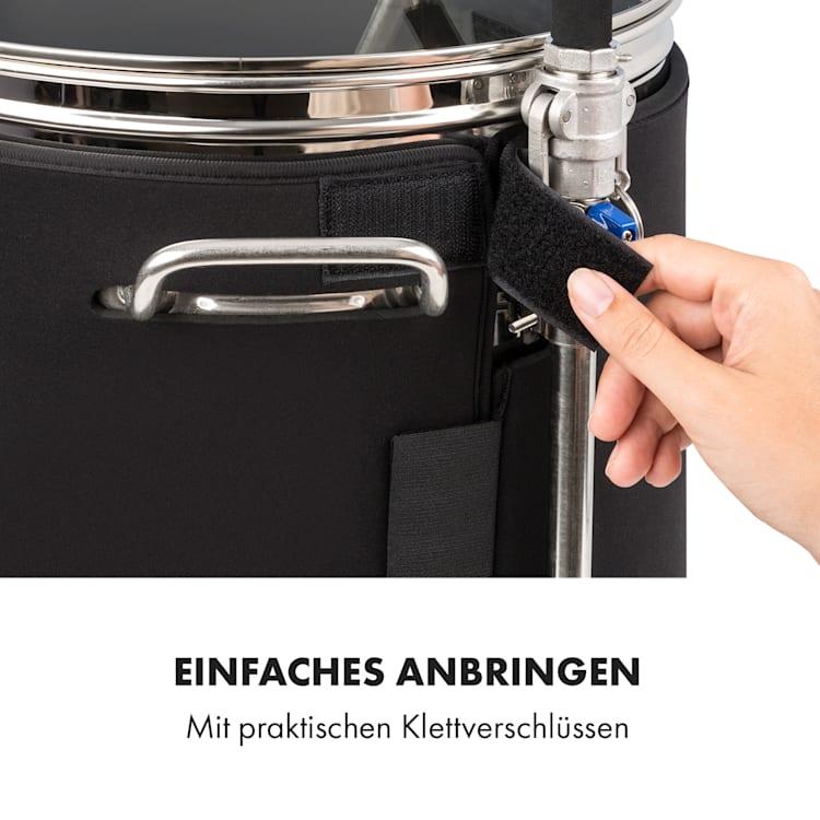 Mundschenk Maischekessel Isoliermantel 30l Zubehör 30 Ltr