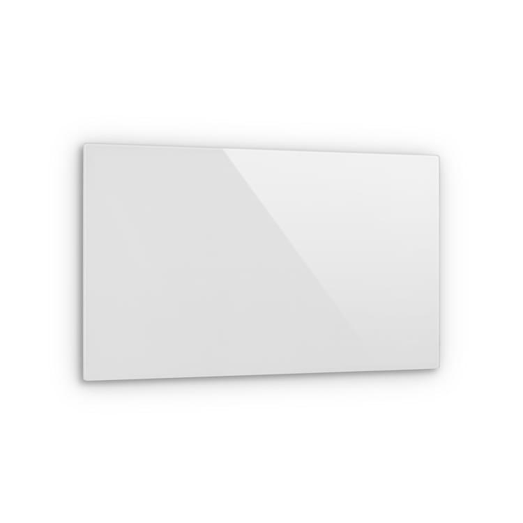 Crystal Wall, infračervený ohrievač, 100 x 60 cm, 600 W, týždenný časovač, IP54, biely