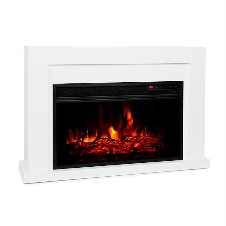 Blanca Electric Fireplace 1000 / 2000W LED 10-30 ° C Weekly Timer
