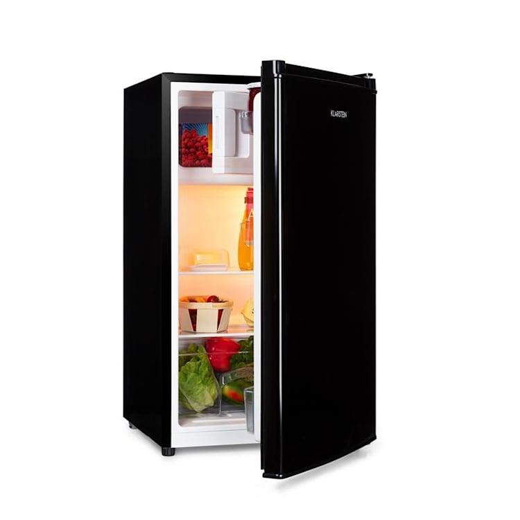 Cool Cousin Combiné réfrigérateur 69l congélateur 11l 41 dB A++ - Noir