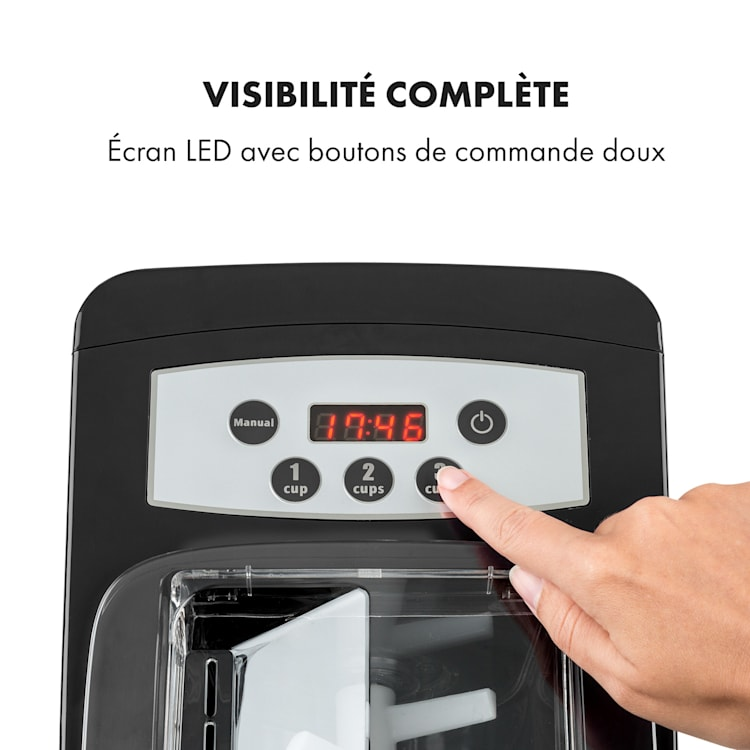 Pastamania pastamachine 260W 7 opzetstukken 500 g 60 dB LED paars
