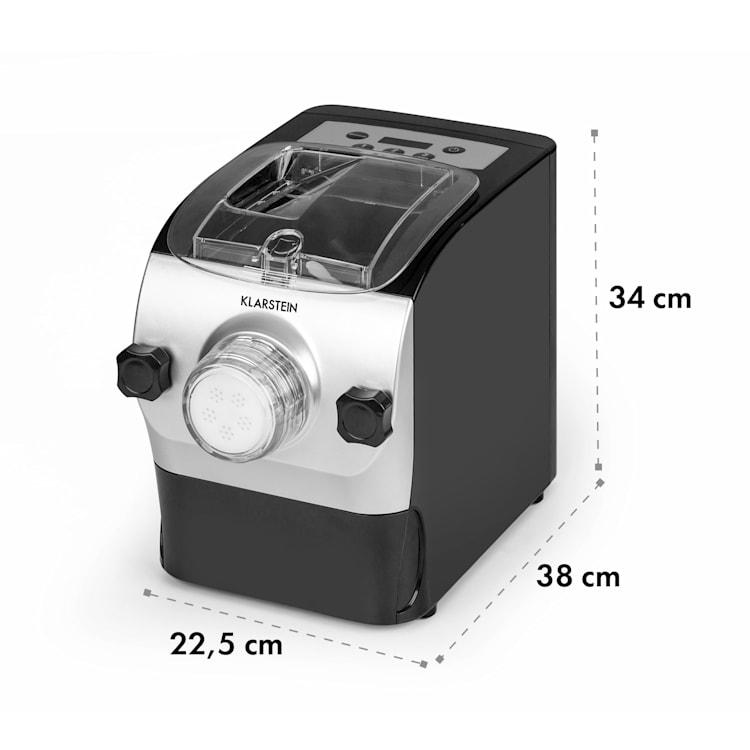 Pastamania Nudelmaschine 260W 7 Aufsätze 500 g 60 dB LED