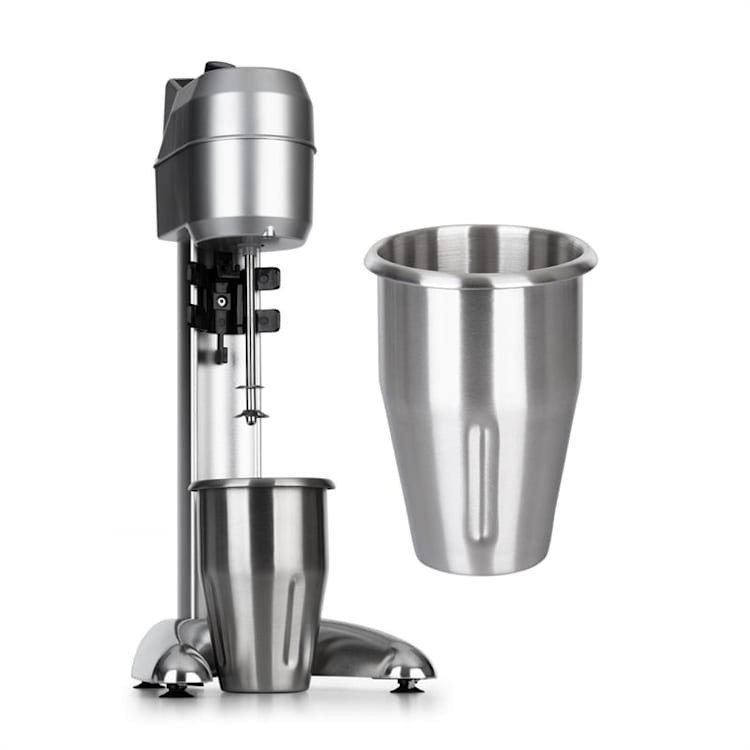Pro Kraftprotz, rozsdamentes acél pohár, kiegészítő, 0,9 literes, rozsdamentes acél, ezüst