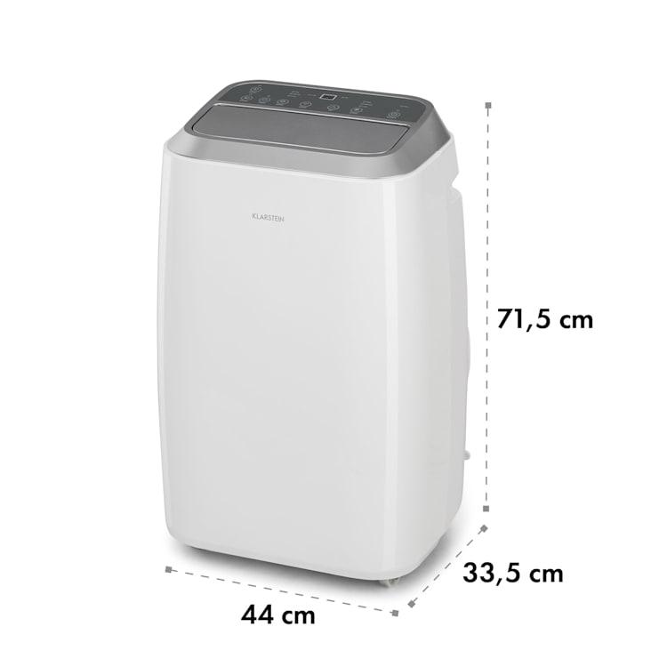 Iceblock Prosmart 9, klimatizácia, 3 v 1, 9000 BTU, ovládanie cez aplikáciu, biela 9.000 BTU