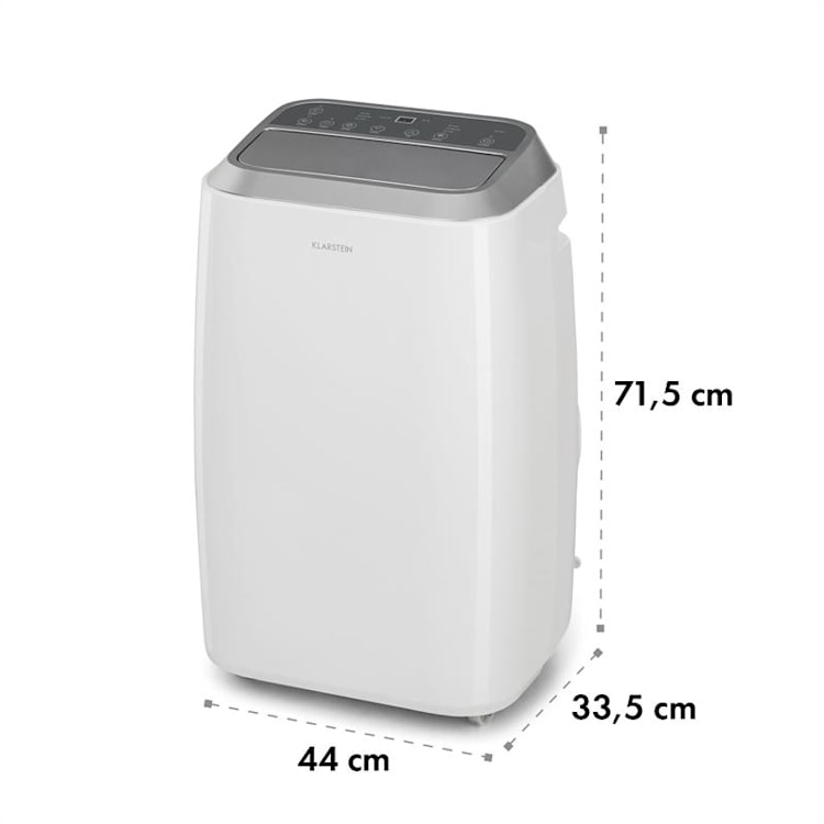 Iceblok Prosmart 12, klimatizace, 3 v 1, 12 000 BTU, ovládání přes aplikaci, bílá 12.000 BTU