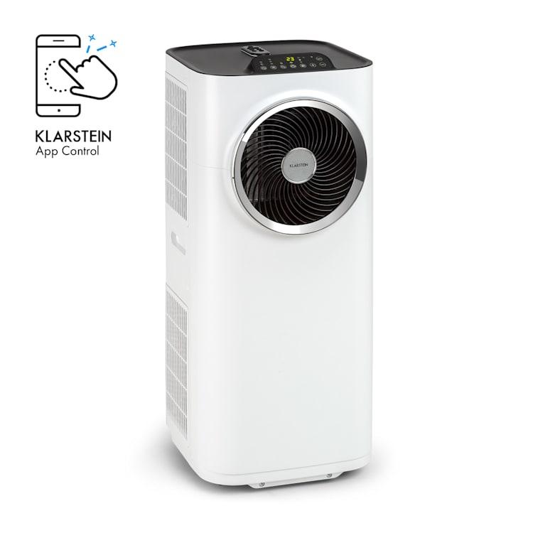 Kraftwerk Smart 12K, légkondicionáló, 3 az 1-ben, 12 000 BTU, irányítás alkalmazás által, fehér Fehér   12.000 BTU