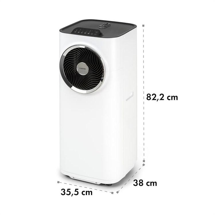 Kraftwerk Smart10K, légkondicionáló, 3 az 1-ben, 10 000 BTU, irányítás alkalmazás által, fehér  Fehér | 10.000 BTU