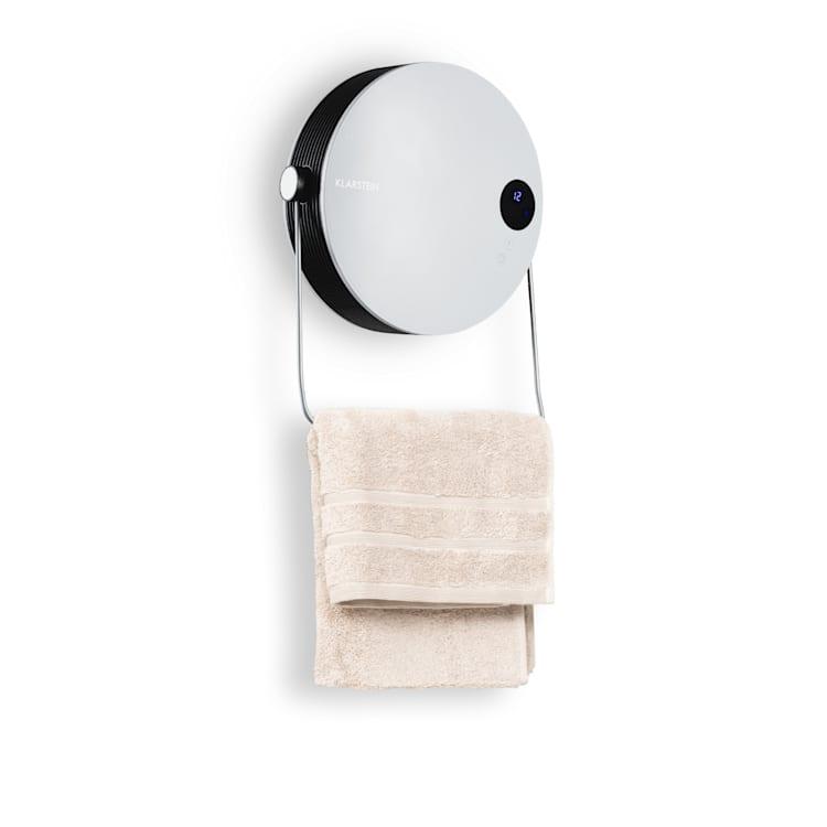 Hot Spot Pebble, ventilátoros hősugárzó, 2000 W, törölközőszárító, időzítő, távirányító