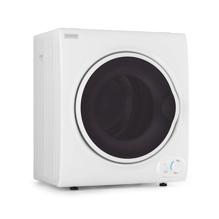 Jet Set 4000, sušička prádla, sušička s odsáváním vlhkého vzduchu, 1400 W, TEE C, 4 kg, 60 cm, bílá  Bílá