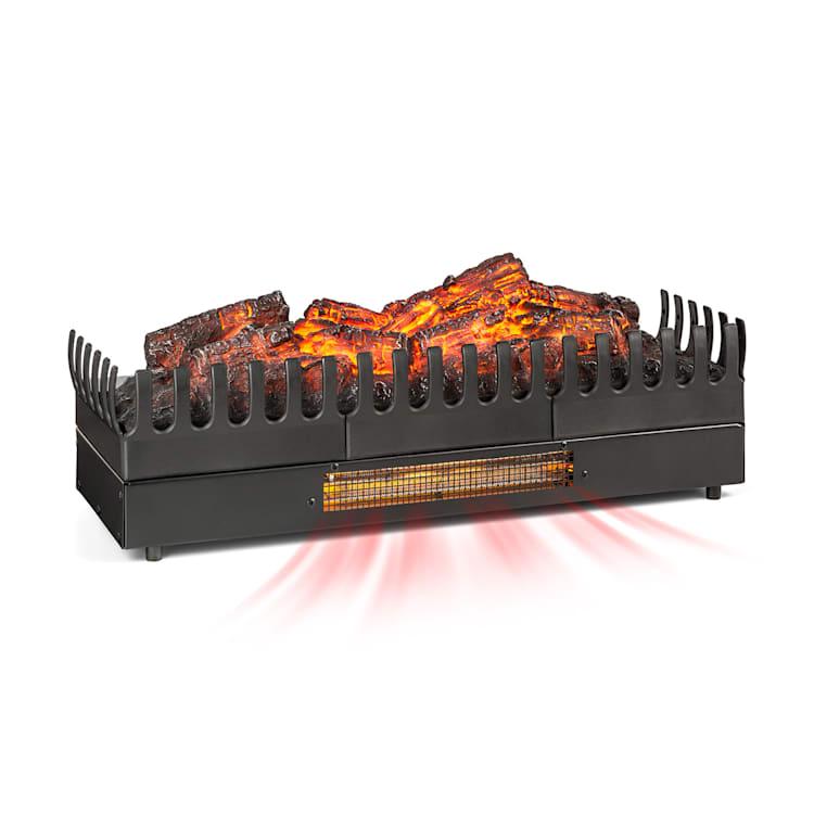 Kamini FXL Electric Fireplace Insert 1000/2000W 2W LED black 65 cm